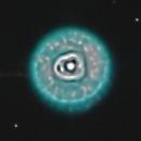 NGC 2392 Eskimo Nebula - RGB,                                Jerry Macon