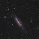 NGC 4236 - Ha-L-RGB,                                Jonas Illner