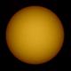 Sun with sunspot AR 2758,                                Pawel Zgrzebnicki