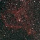 Heart nebula - IC 1805,                                LittleKing