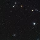 M53 with NGC5053,                    hbastro
