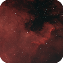 North American Nebula,                                Nick Carr