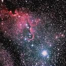 IC 1396- The Elephant's Trunk,                                Lawrence E. Hazel