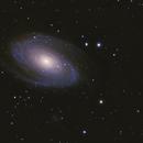 Bodes galaxy M81,                    kenthelleland