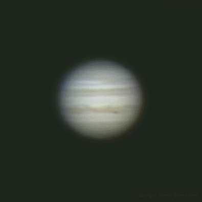 Júpiter | Webcam,                                Iwens Bernardes