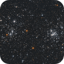 The Double Cluster - NGC 869 and NGC 884 LRGB,                                Stefan-Harry-Thrun