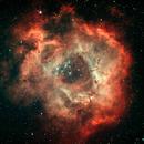 Rosette Nebula,                                Kurt Bozkurt
