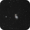 M51 HaRVB,                                Astrolabo - Denis Bailly