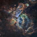 NGC3372,                                Philippe BERNHARD