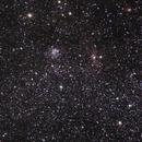 M52 Region:  Stars Stars & Nebula,                                Jan Curtis