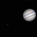 Jupiter 20150309 + Ganymed + Europa,                                antares47110815