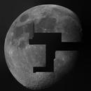 Moon - Mosaic,                                  Umberto Belladelli