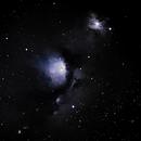 M78 - Casper the Friendly Ghost Nebula,                                David N Kidd