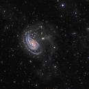 ngc772, Arp78 and tidal stars rivers,                                  Vadim Kozatchenko