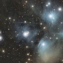M 45 Pleiades,                                Bernhard Noichl