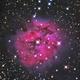 IC 5146 - COCOON NEBULA (LRGB),                                RAMON ESPAX