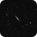 NGC4216 and friends,                                Benjamin Law