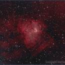 NGC1491, Sharpless 206,                                starhopper62