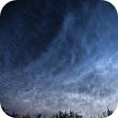 Noctilucent Clouds (The Netherlands),                                Bert Scheuneman