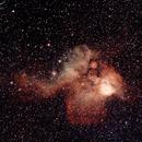 NGC2467 Skull and Crossbones Nebula,                                Ray Heinle