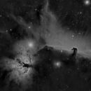 HORSE HEAD, THE FLAME NEBULA,  IC434 & OTHERS,                                JAIME FELIPE RAMI...