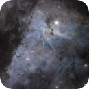 Carina Nebula Narrowband,                                Tom Taig / Bob Taig