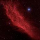 California Nebula,                                KC