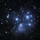 Messier 45,                                Dennis Ruzeski
