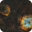 Ic1396, Sh2-129,                                Pavel P