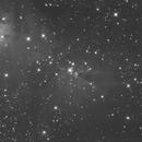 NGC2264 Flattener Test,                                akulapanam