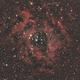 Rosette Nebula in Monoceros,                                raulgh
