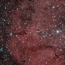 Elephant's Trunk Nebula - IC1396 HaLRGB,                                Csere Mihaly