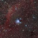 NGC 7129,                                Eric Coles (coles44)