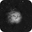 M20 Trifid Nebula in Ha,                                equinoxx