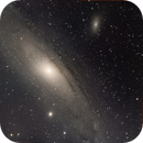 Andromeda Galaxy,                                  fibble