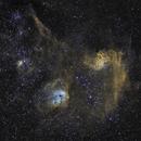 IC405 - IC410 - Grand champ,                                ZlochTeamAstro