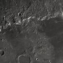 Moon - Mons Apenninus,                                capella_ben