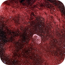 NGC6888 Crescent Nebula,                                Joachim