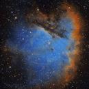 Pacman - Hubble Palette,                                Alex Pinkin