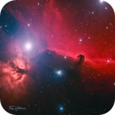 The Horsehead and Flame,                                Tim Hutchison