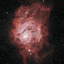 m8 (Lagoon Nebula),                                Jean-Marie Locci