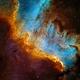 The Cygnus Wall,                                Jay Ballauer