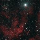 Gamma Cygnus Nebula,                                michael c bechtel