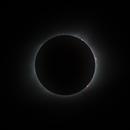 Solar prominence,                                Alessandro Merga