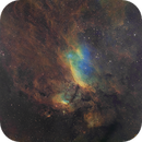 Prawn Nebula - IC4628,                                Magellan_Team