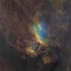 Prawn Nebula - IC4628,                                Magellan_Team