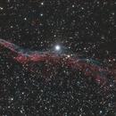 52 Cygni Western Veil Nebula,                                Elmiko