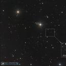 Interstellar comet,                                  José J. Chambó