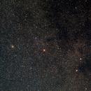 Sagitta with Messier 71,                                AC1000