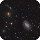 NGC 4725 and neighbors,                                Jenafan